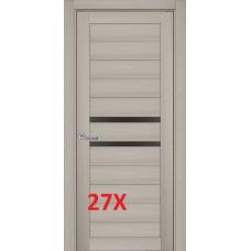 Межкомнатная дверь экошпон X27