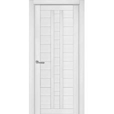 Царговая глухая межкомнатная дверь полипропилен ДГХ18