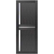 Царговая межкомнатная дверь экошпон GLAtum Х16