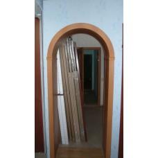 Ламинированная арка ЛДСП радиусная