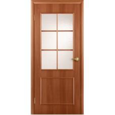 Ламинированная межкомнатная дверь Ордер со стеклом