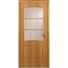 """Ламинированная межкомнатная дверь """"Соренто 9"""" со стеклом"""