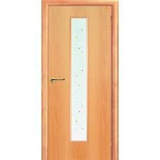 Ламинированная межкомнатная дверь ДО 020AK фьюзинг Кантри