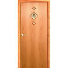 Ламинированная межкомнатная дверь ДО 016 фьюзинг Ирис