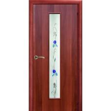 Ламинированная межкомнатная дверь ДО 020AA фьюзинг Ирис