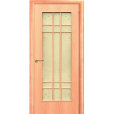 Ламинированная межкомнатная дверь ДО 002В фьюзинг Лондон