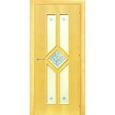 Ламинированная межкомнатная дверь ДО 007 фьюзинг Самоцветы