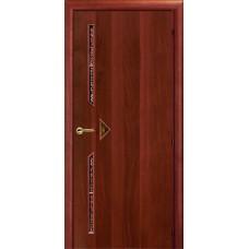 Ламинированная межкомнатная дверь ДО 009 фьюзинг Самоцветы