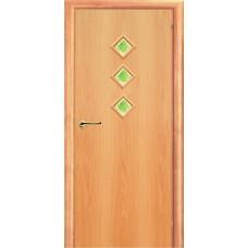 Ламинированная межкомнатная дверь ДО 022 фьюзинг Самоцветы