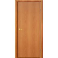 """Ламинированная межкомнатная дверь гладкая """"Пиано"""" глухая"""