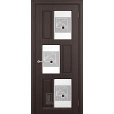 """Межкомнатная дверь ПВХ-люкс """"Гамма"""""""