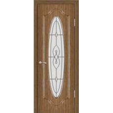 """Межкомнатная дверь ПВХ-люкс """"Оливия"""""""