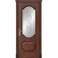 """Межкомнатная дверь ПВХ-люкс """"Женева"""""""