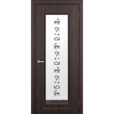 """Межкомнатная дверь ПВХ-люкс """"Сафари"""""""