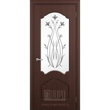 """Межкомнатная дверь ПВХ-люкс """"Валенсия"""""""