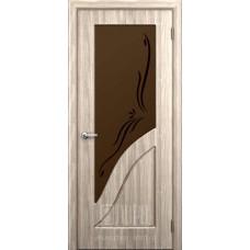 "Межкомнатная дверь ПВХ-люкс ""Жасмин"""