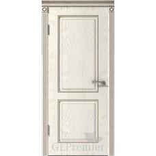 """Межкомнатная дверь ПВХ """"GLPremier 21"""" глухая"""