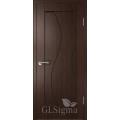 "Межкомнатная дверь ПВХ ""CLSigma 51"" глухая"