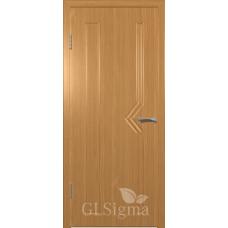 "Межкомнатная дверь ПВХ ""CLSigma 61"" глухая"