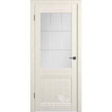 Царговая межкомнатная дверь ПВХ 3D GL Light С6