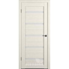 Царговая межкомнатная дверь ПВХ 3D GL Light 7