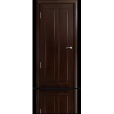 Межкомнатная дверь шпонированная Дана глухая