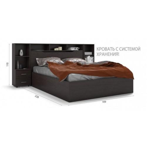 Двуспальная кровать  челябинск