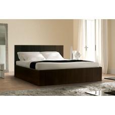 Кровать с кромкой меламин (односпальная и двуспальная)
