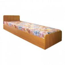 Кровать с кромкой кант