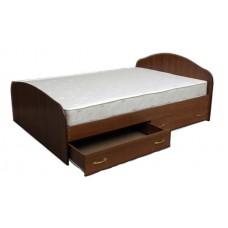 Кровать с 2 ящиками (односпальная, двуспальная)