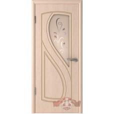 """Межкомнатная дверь натуральный шпон """"Грация"""""""