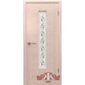 Межкомнатная дверь натуральный шпон Рондо
