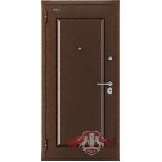 Входная металлическая дверь Комфорт антик медь
