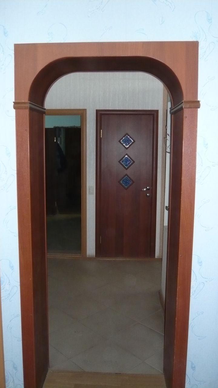 Дверная арка для дверного проема английская с углами