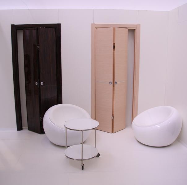 Складные двери книжка гармошка для ванной комнаты в Челябинске