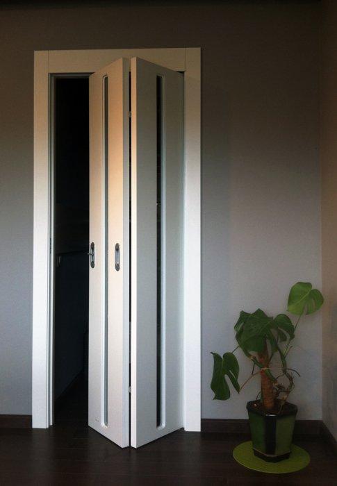 Складные двери книжка в Челябинске недорого