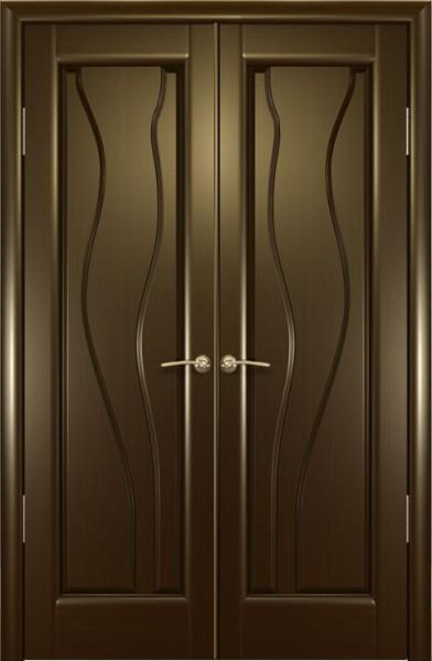 Двойная распашная двойная дверь глухая в Челябинске, купить в интернет-магазине