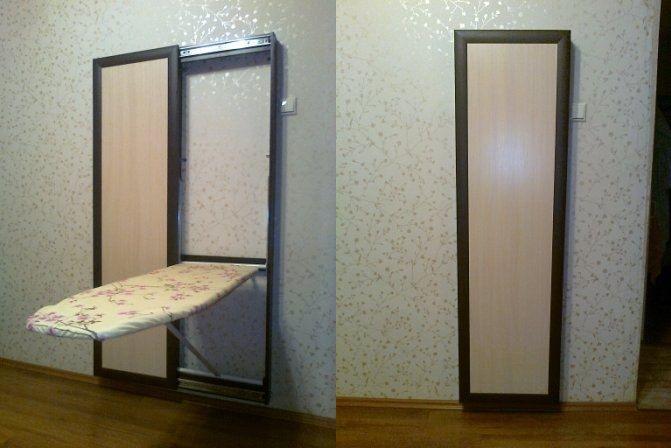 Гладильный шкаф в Челябинске