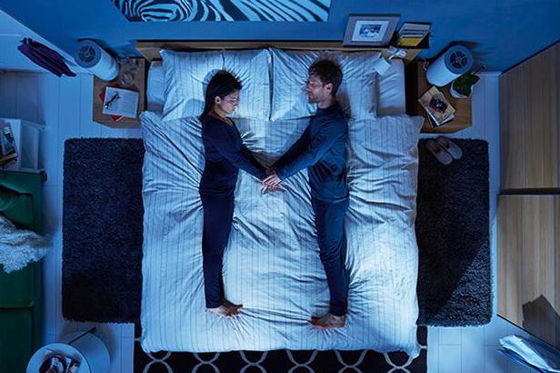 Выбор размера двуспальной кровати