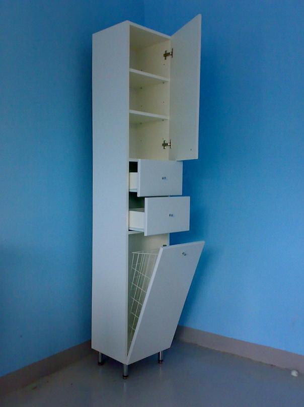 Встроенная корзина для белья в Челябинске