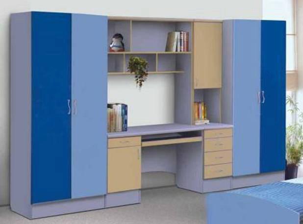 Мебель для детской комнаты мальчика