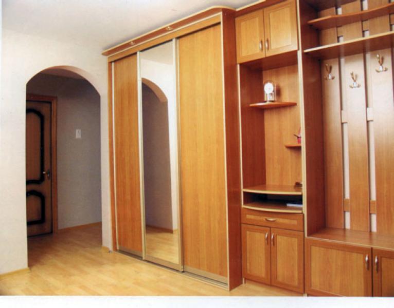 Встраиваемая мебель на заказ в Челябинске