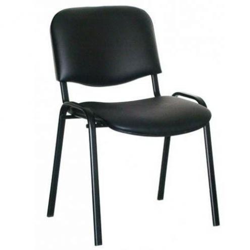Офисный стул Изо, сиденье из кожезаменителя