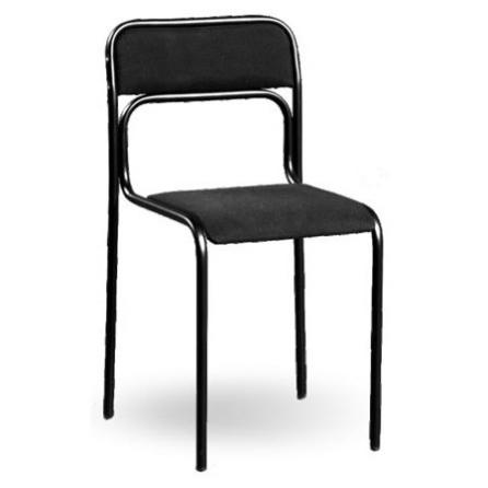 Офисный стул Аскона, сиденье из кожезаменителя