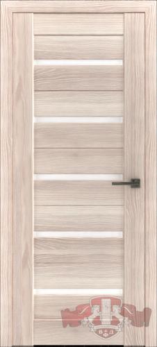 Межкомнатная дверь экошпон Л1ПГ ВФД