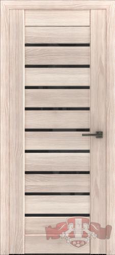 Межкомнатная дверь экошпон Л3ПГ ВФД